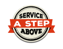 Service A Step Above